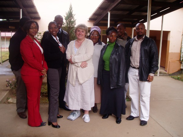 Swazi TV and Radio journalists